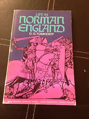 9780399501432: Life in Norman England