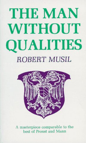 9780399501524: The Man without Qualities