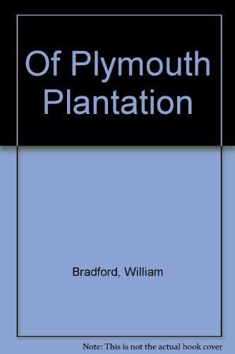 9780399501821: Of Plymouth Plantation