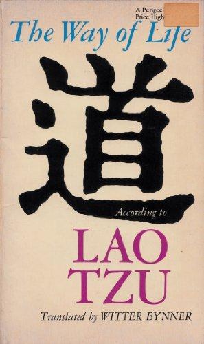 9780399502415: Way of Life According to Lao Tzu: An American Version (Tao Te Ching)