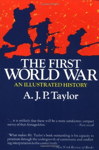 9780399502606: The First World War: An Illustrated History
