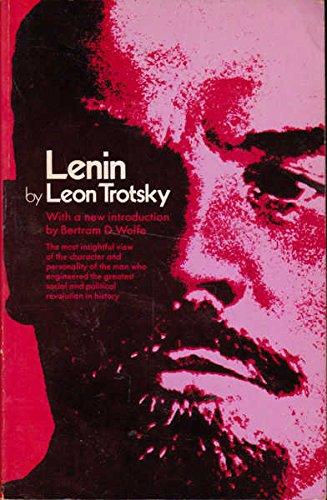 Lenin : Notes for a Biographer: Leon Trotsky