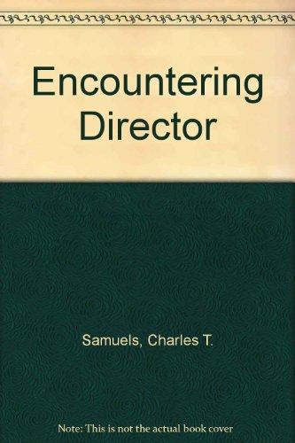 9780399503030: Encountering Director
