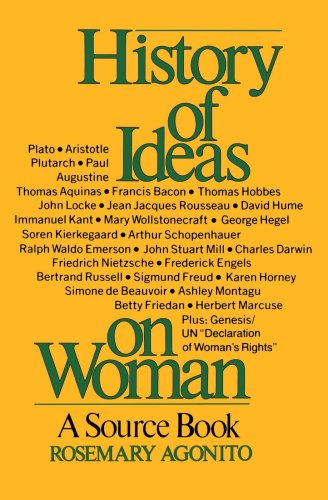 9780399503795: History of Ideas on Woman
