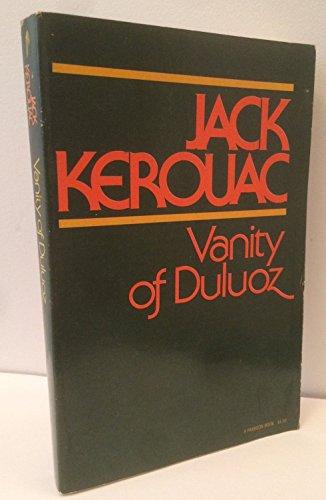 9780399503863: Vanity of Duluoz: An Adventurous Education, 1935-46