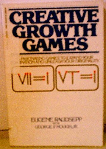 9780399504150: Creative Growth Games