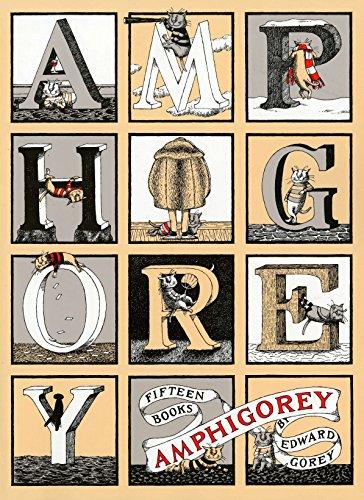 9780399504334: Amphigorey: Fifteen Books: Fifteen Stories