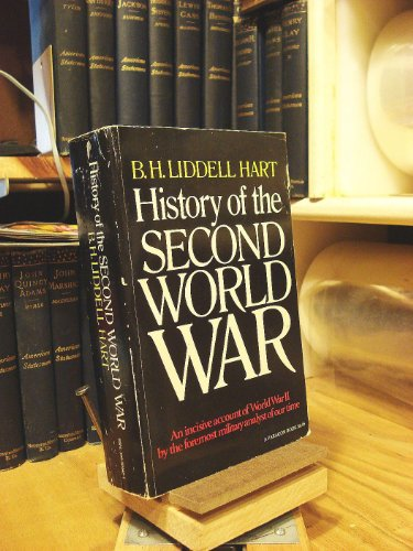 9780399504457: Liddeel Hart's History of the Second World War