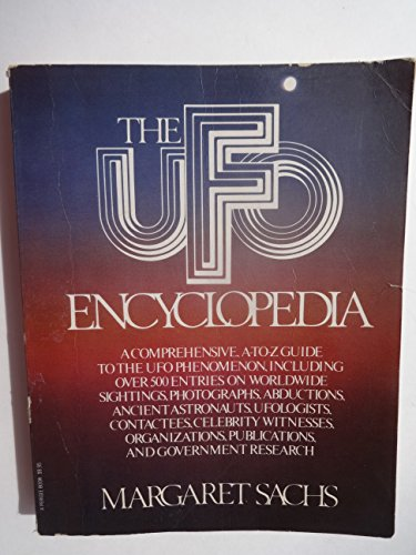 9780399504549: The Ufo Encyclopedia