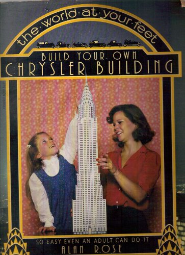 9780399505058: Build Your Own Chrysler Building