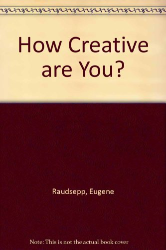 How Creative Are You