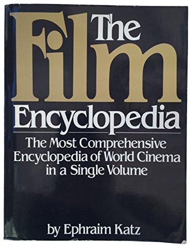 Film Encyclopedia: Katz, Ephraim