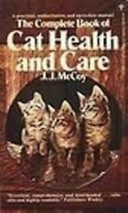 9780399506239: The complete book of cat health and care