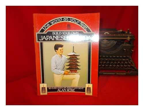 BUILD YOUR OWN JAPANESE PAGODA