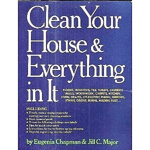 9780399507656: Clean Your House & Everything in It