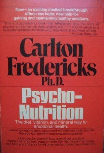 9780399507892: Psycho-Nutrition