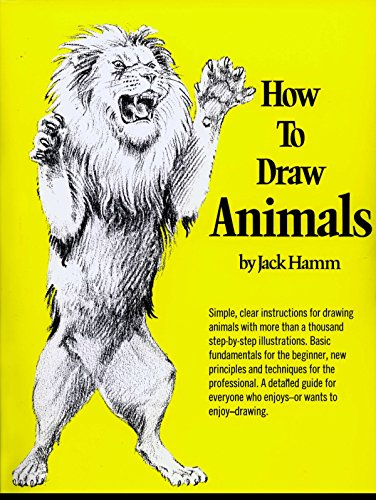 9780399508028: How to Draw Animals (Perigee)