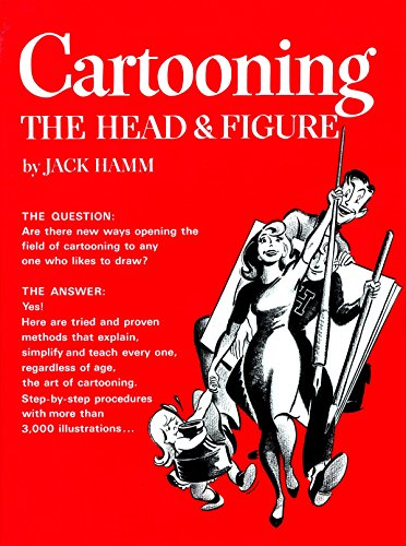 9780399508035: Cartooning the Head and Figure