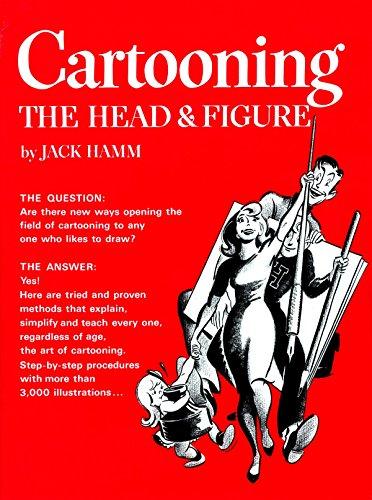 9780399508035: Cartooning the Head and Figure