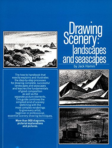 9780399508066: Drawing Scenery: Landscapes and Seascapes