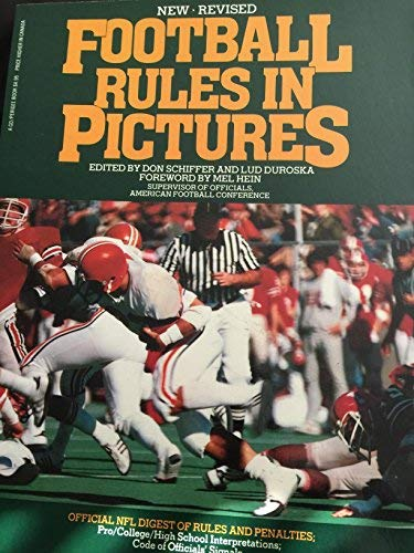 9780399508400: Football Rules Pictures