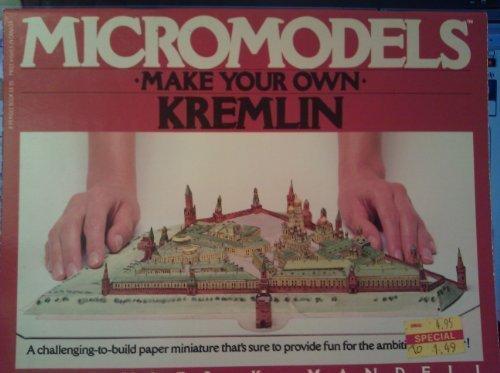 9780399508523: Make Your Own Kremlin (Micromodels)