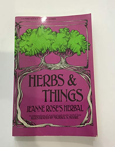 9780399509445: Herbs and Things