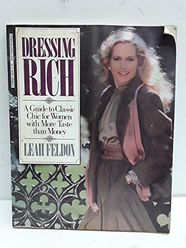 9780399509803: Dressing Rich