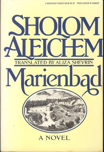 Marienbad: Sholem Aleichem