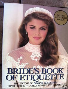 9780399510847: Bride's Book of Etiquette, Golden Anniversary Edition