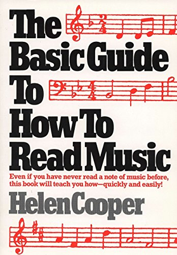 9780399511226: The Basic Guide to How to Read Music