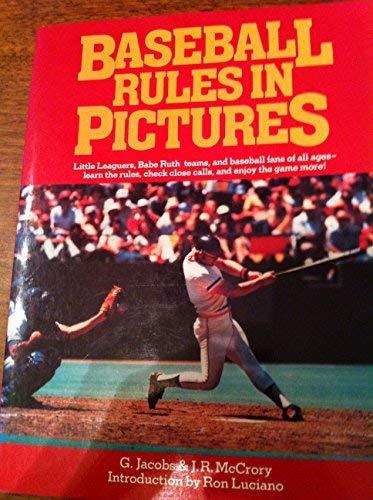 9780399511295: Baseball Rules Pic Pa