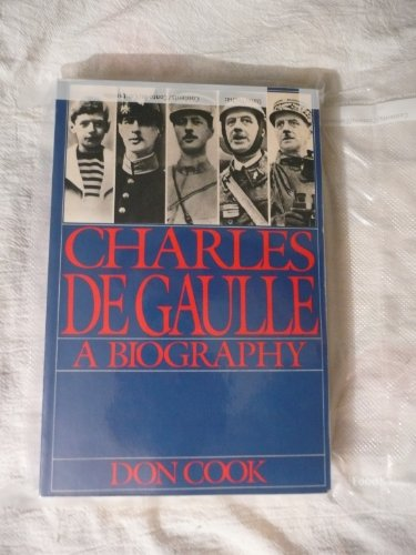 9780399511431: Charles De Gaulle: A Biography