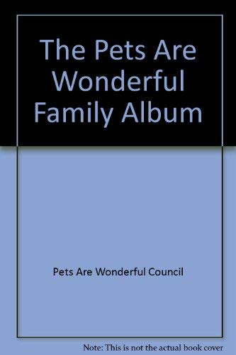 9780399512322: The Pets Are Wonderful Family Album