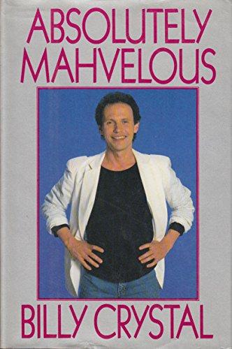 9780399512469: Absolutely Mahvelous