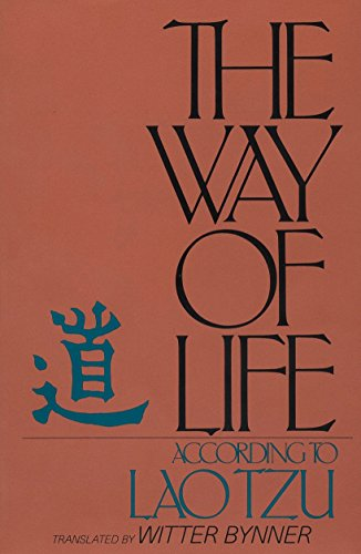9780399512988: The Way of Life, According to Laotzu