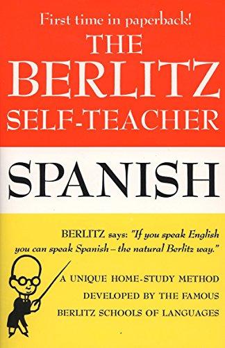 The Berlitz Self-Teacher: Spanish: Putnam Publishing Group