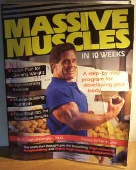 9780399513404: Massive muscles in 10 weeks