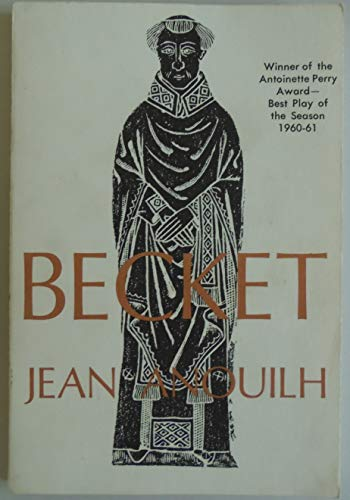 9780399513541: Becket or the Honor of God
