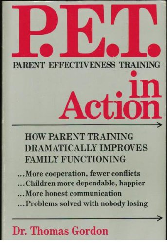 9780399513725: Parent Effectiveness Training