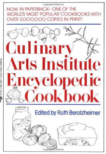 9780399513886: Culinary Arts Institute Encyclopedic Cookbook