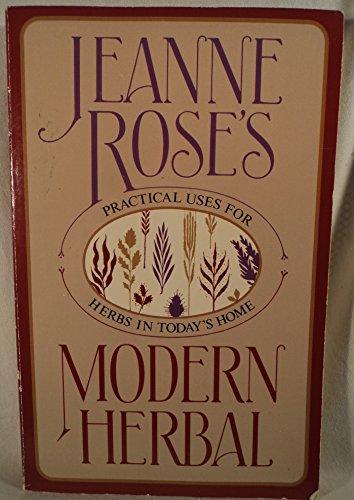 Modern Herbal: Rose, Jeanne