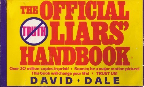 9780399513985: Official Liars Handbook