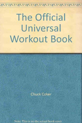 9780399513992: The Official Universal Workout Book