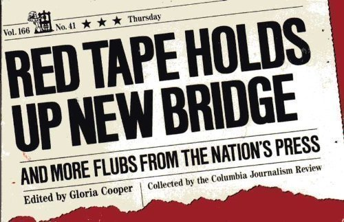 9780399514067: Red Tape Holds Up New Bridge