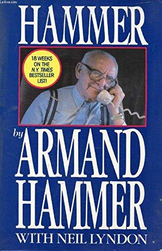 9780399514418: Hammer