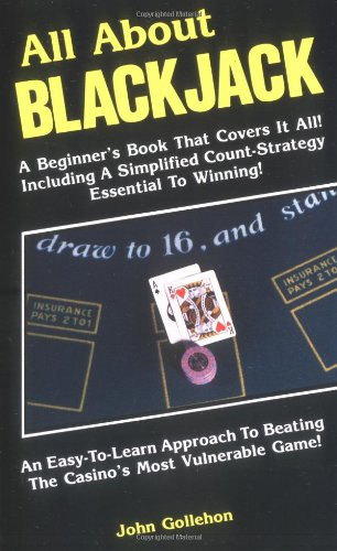 All about Blackjack (Perigee): Gollehon, John