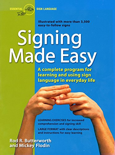 9780399514906: Signing Made Easy (A Complete Program for Learning Sign Language. Includes Sentence Drills and Exercises for Increased Comprehension and Signing Skill)