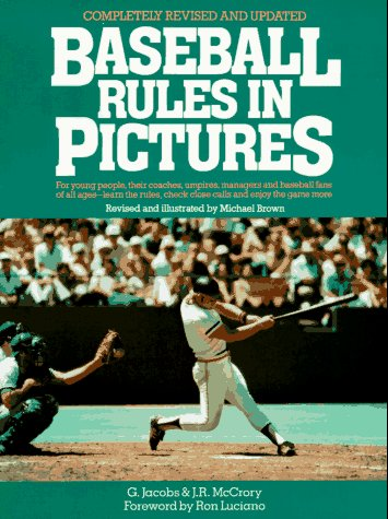 9780399515972: Baseball Rules in Pictures