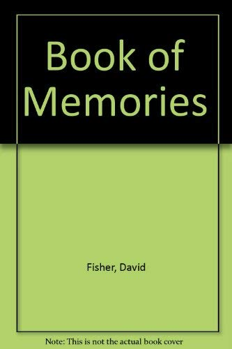 9780399515996: Book of Memories